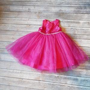 24 month formal Pink dress